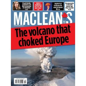 Past issue of Maclean's Magazine